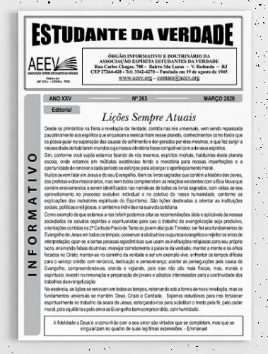 Informativo AEEV